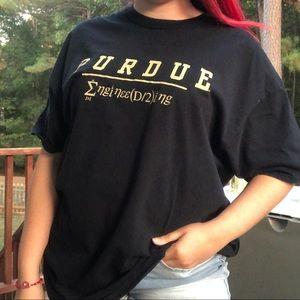 Tops - Purdue University Engineering Shirt